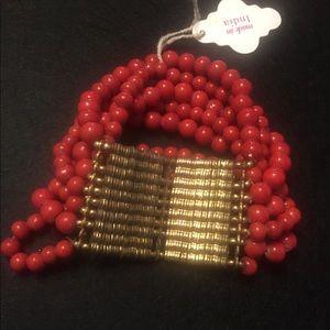 Jewelry - Jasper stretch bracelet
